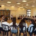 יום עיון לקומונריות של מחוז שרון-שומרון במדרשה