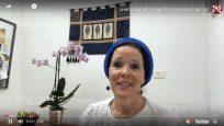 הרבנית רחלי שפרכר דבר תורה פרשת קדושים