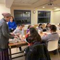 חוג בת מצווה התקיים השבוע במדרשה