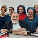 סיום שנה של סדר הבוקר עם הרב ארנרייך- שיעורים ג'-ה'
