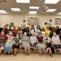 מסיבת פרידה של תלמידות ממתגברות האנגלית